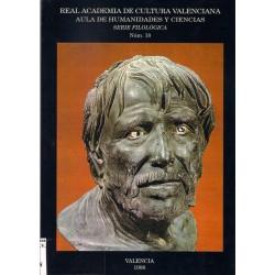 Serie Filológica 18