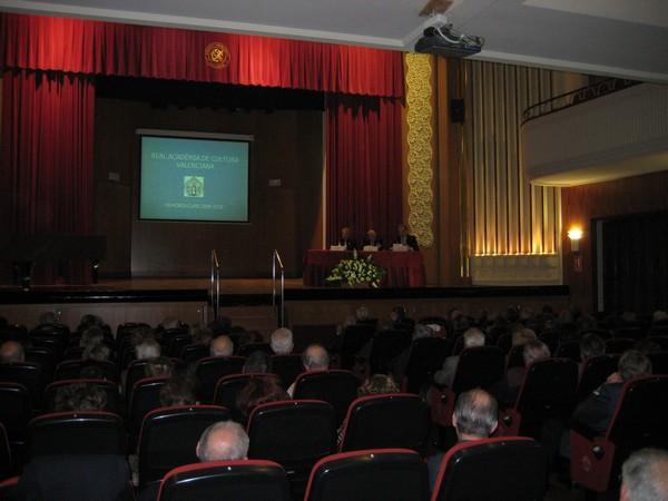 Apertura de Curs 2010-2011