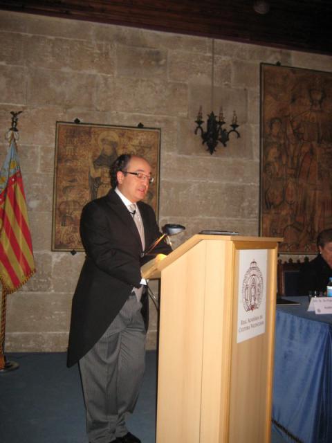 Ingrés de Francisco García García