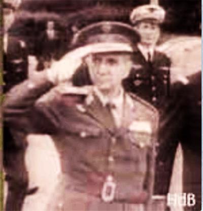 General Díez Alegría