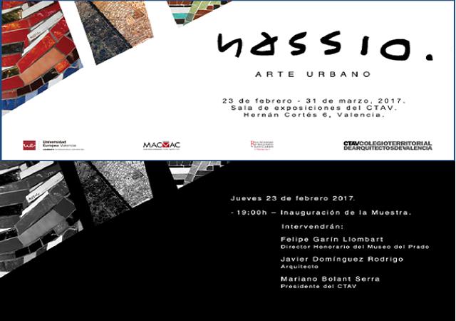 Mostra 'El Arte Urbano de Nassio'