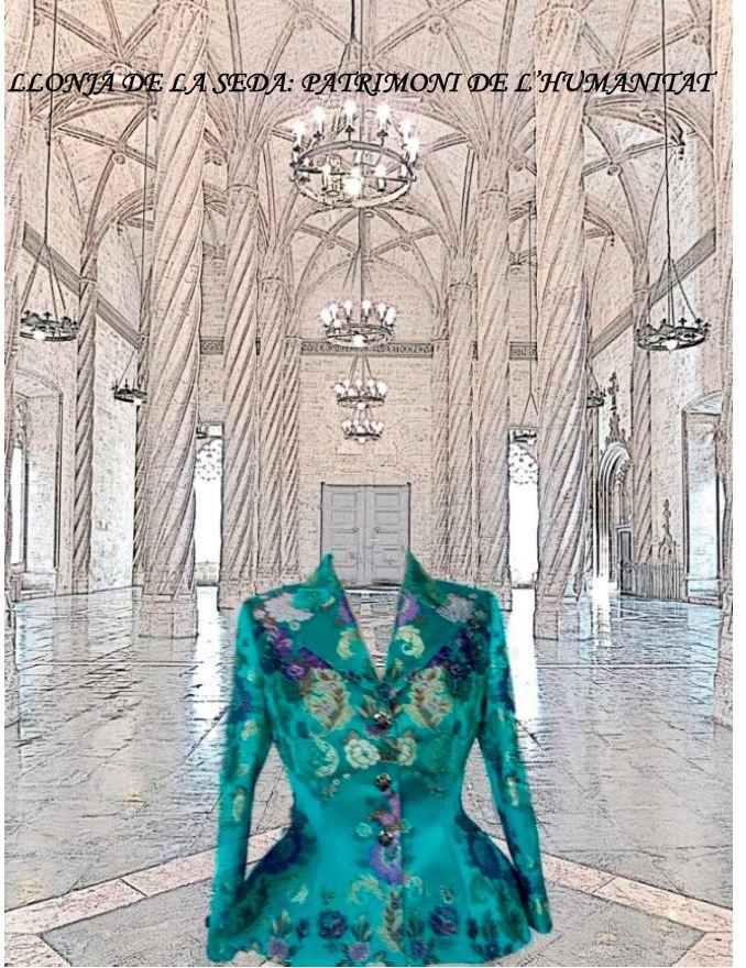 Exposició la seda valenciana en la costura