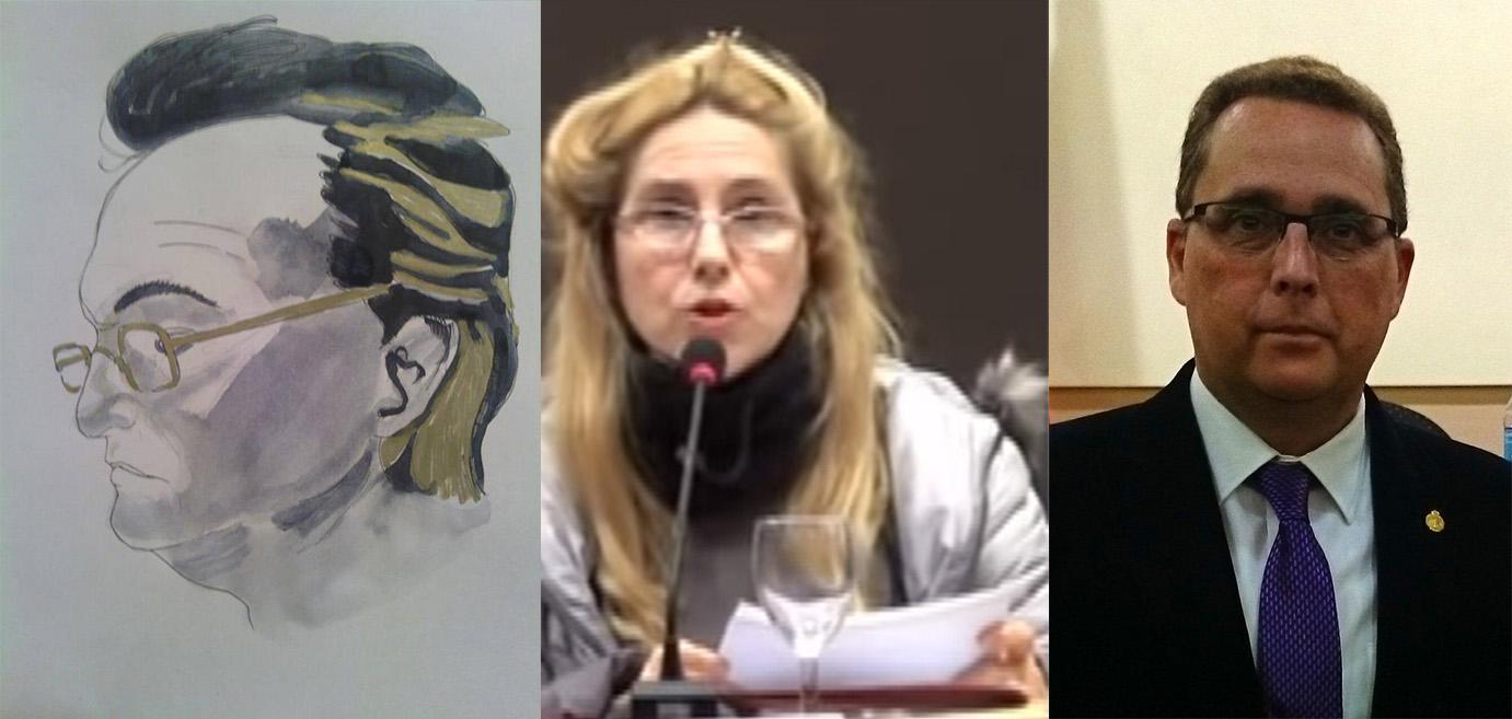 Lluis Fornés, Josefa Villanueva, Voro López