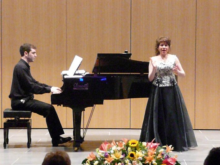 CONCHÍN DARIJO FRONTERA - SOPRANO / DAVID GÓMEZ PERIS - PIANISTA