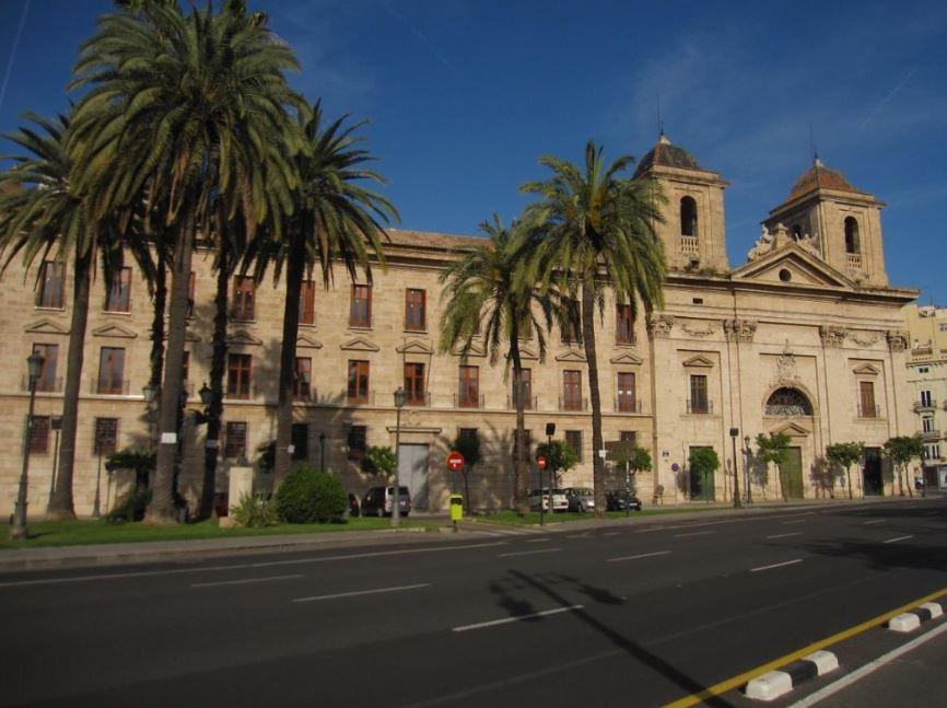 Convento de la Orden de Montesa en Valencia (El Temple)