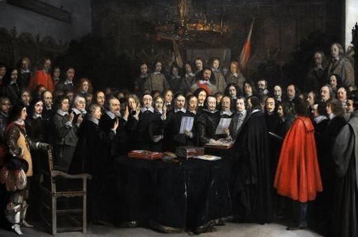 Pau de Westfalia (1648)