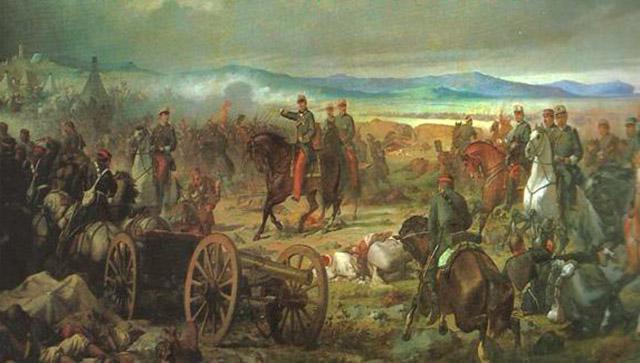 Las guerras exteriores de Isabel II (Guerras de Presitigio) - 2ª parte