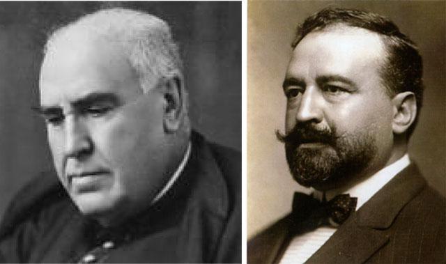 José Sanchis Sivera i Vicente Blasco Ibáñez