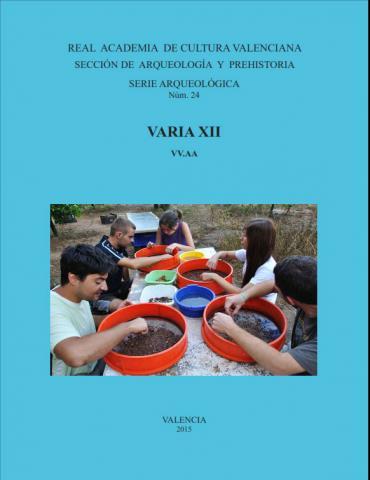 Serie Arqueológica 24 (Varia XII)