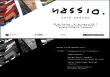 Muestra 'El Arte Urbano de Nassio'