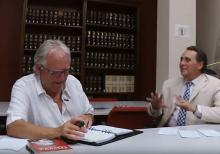 Entrevista a Voro López