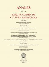 Anales de la Real Academia de Cultura Valenciana 90