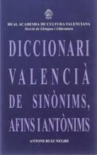 Diccionari de Sinònims, Antònims i Contraris